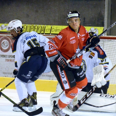 Star-Forward - Villars HC (17.09.2016) (par Patrick Pitton)