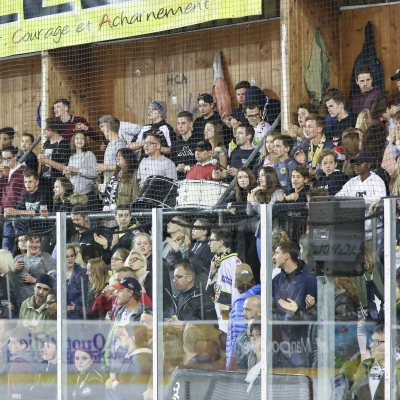 Swiss League : HC Ajoie - HC Thurgovie le 29/09/2017 (par Mauricette Schnider)
