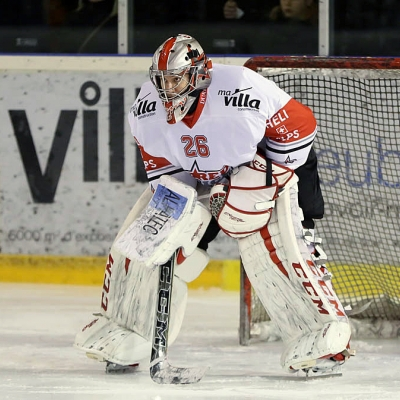 Swiss League : HC Ajoie - Martigny Red Ice HC le 20/12/2016 (par Mauricette Schnider)