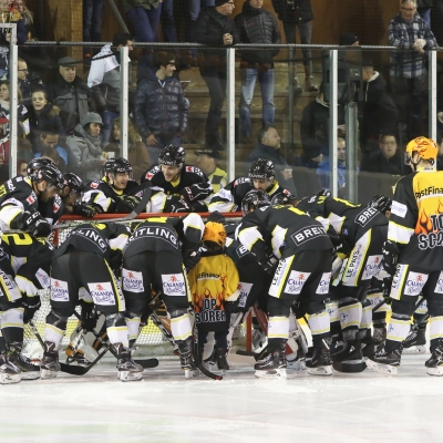 Swiss League : HC Ajoie - SC Rapperswil-Jona Lakers le 19/12/2017 (par Mauricette Schnider)
