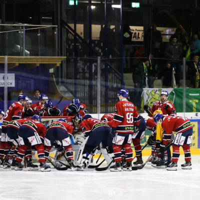 Swiss League : HC La Chaux-de-Fonds - HC Thurgovie le 05/01/2020 (par  )