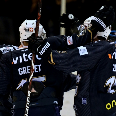 Swiss League : HC La Chaux-de-Fonds - SC Langenthal le 15/11/2017 (par Patrick Pitton)