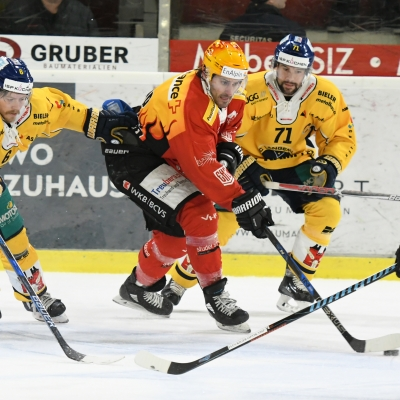 Swiss League : HC Viège - SC Langenthal le 09/03/2018 (par Patrick Pitton)