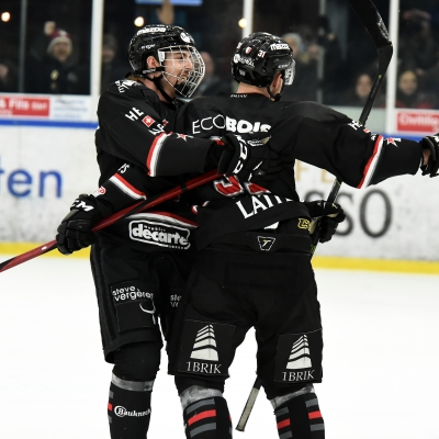Swiss League : Martigny Red Ice HC - HC La Chaux-de-Fonds le 18/12/2016 (par  admin)