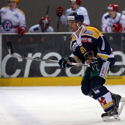 Swiss League : SC Langenthal - SC Rapperswil-Jona Lakers le 27/12/2016 (par Peter Eggimann)