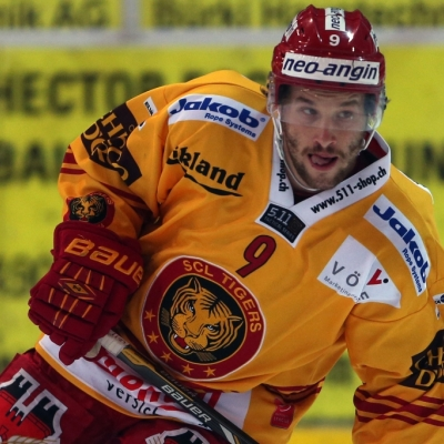 Swiss League : SC Langenthal - SCL Tigers le 30/11/2013 (par Peter Eggimann)