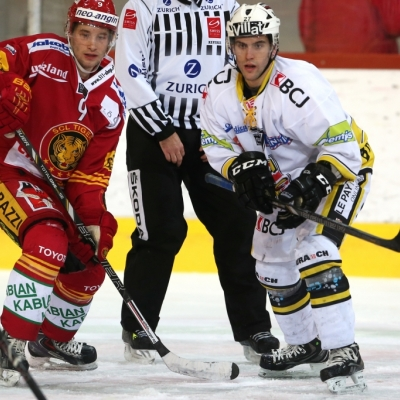Swiss League : SCL Tigers - HC Ajoie le 07/01/2014 (par Peter Eggimann)