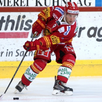 Swiss League : SCL Tigers - HC Bâle le 01/10/2013 (par Peter Eggimann)