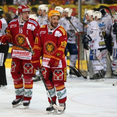 Swiss League : SCL Tigers - HC La Chaux-de-Fonds le 14/03/2014 (par Peter Eggimann)