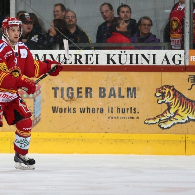 Swiss League : SCL Tigers - HC Olten le 02/11/2013 (par Peter Eggimann)